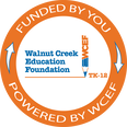 Walnut Creek Education Foundation Logo